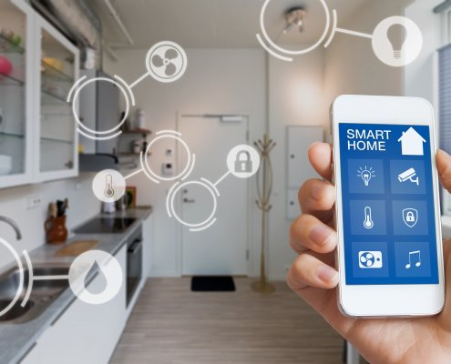 Online Marketing Smart Home Alarmanlagen Sicherheitstechnik